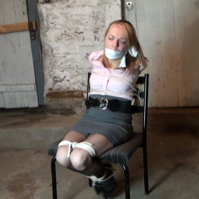 Bound And Bagged Secretary
