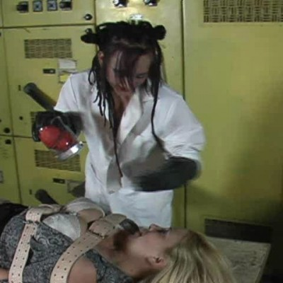 Nosey Reporter Stumbles Into The Mad Scientist Lair2007