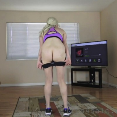 2662 Slut Sister Studios Workout On This Dick